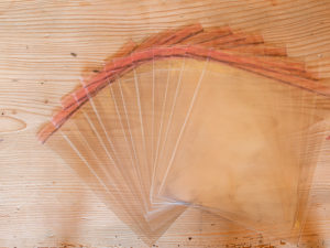 Cellophan Couvert Nr. 3 (10 Stk.)