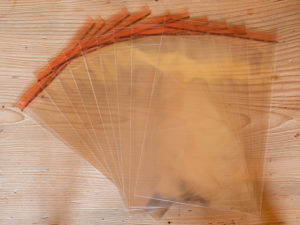 Cellophan Couvert Nr. 2 (10 Stk.)
