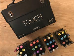Touch 48er Set